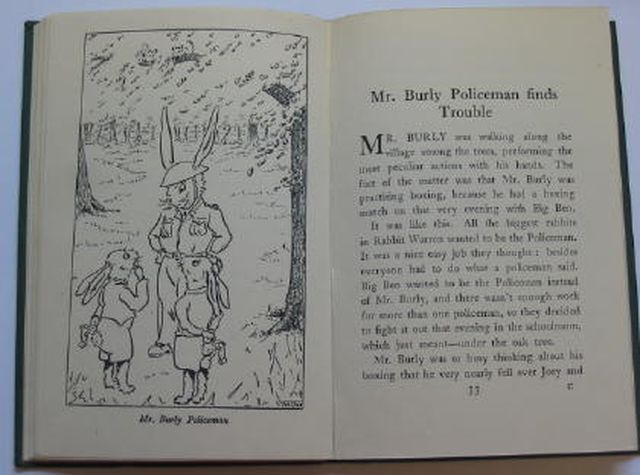 Photo of RABBIT WARREN written by Patterson, M. published by Mariner Press (STOCK CODE: 739763)  for sale by Stella & Rose's Books