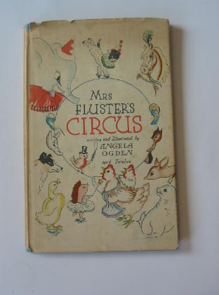 Photo of MRS. FLUSTER'S CIRCUS written by Ogden, Angela illustrated by Ogden, Angela published by Herbert Joseph Limited (STOCK CODE: 739853)  for sale by Stella & Rose's Books
