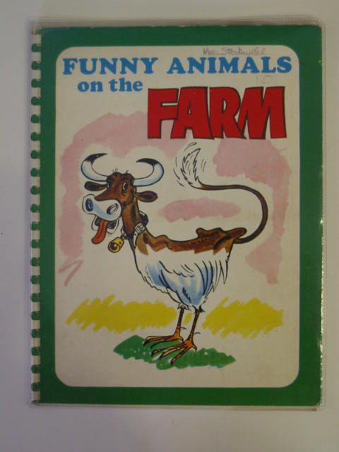 Photo of FUNNY ANIMALS ON THE FARM published by Top Sellers Ltd. (STOCK CODE: 800085)  for sale by Stella & Rose's Books
