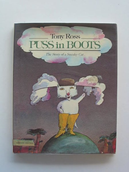 Photo of PUSS IN BOOTS: THE STORY OF A SNEAKY CAT- Stock Number: 802876