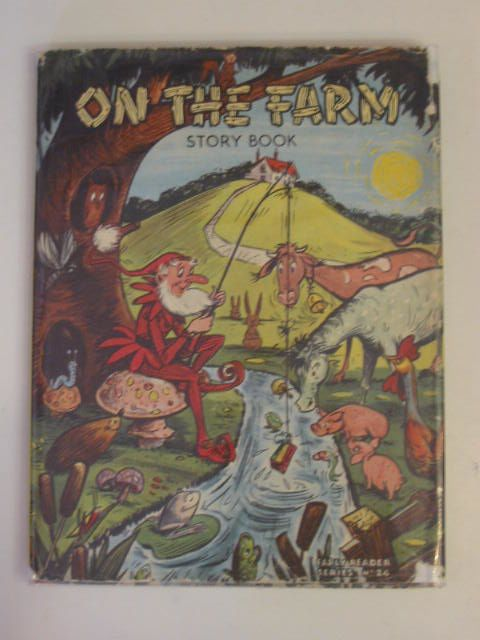 Photo of ON THE FARM STORY BOOK- Stock Number: 802893
