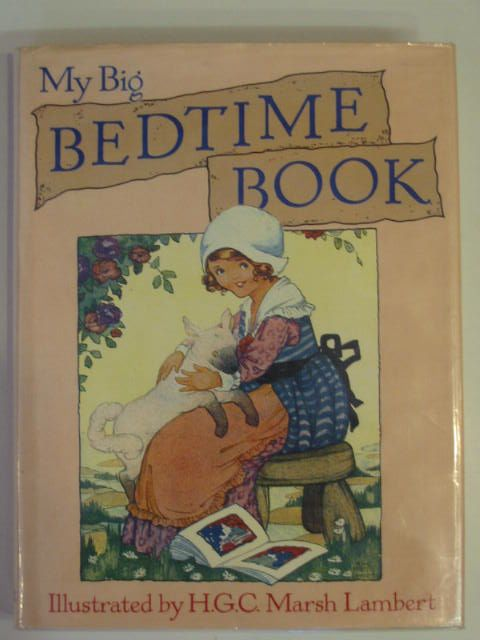 Photo of MY BIG BEDTIME BOOK- Stock Number: 803008