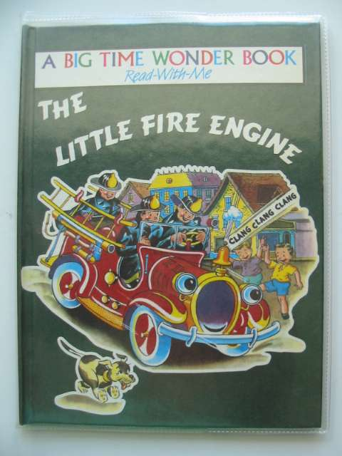 Photo of THE LITTLE FIRE ENGINE illustrated by Havel, Vic published by Peter Haddock (STOCK CODE: 803097)  for sale by Stella & Rose's Books