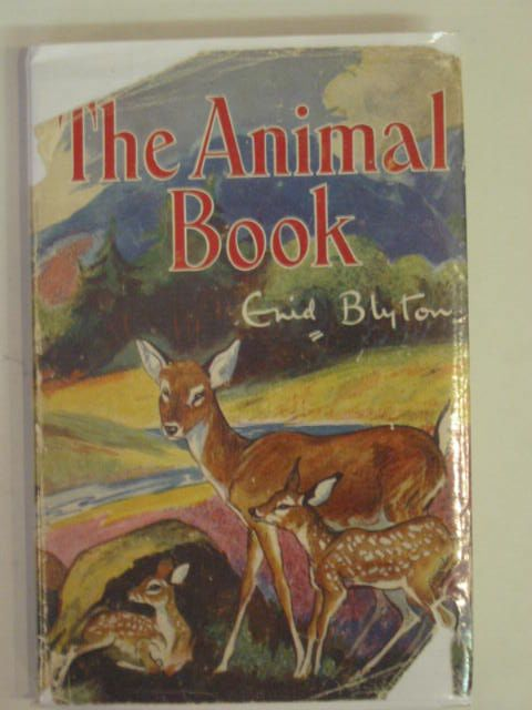 Photo of THE ANIMAL BOOK written by Blyton, Enid illustrated by Nixon, Kathleen published by George Newnes Ltd. (STOCK CODE: 803195)  for sale by Stella & Rose's Books