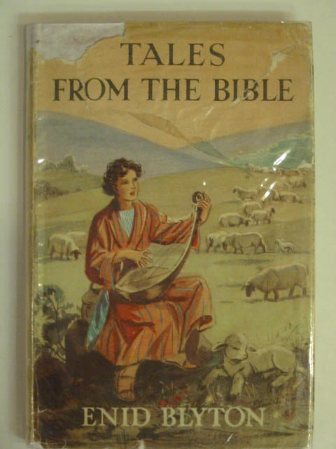 Photo of TALES FROM THE BIBLE written by Blyton, Enid illustrated by Soper, Eileen published by Methuen & Co. Ltd. (STOCK CODE: 803356)  for sale by Stella & Rose's Books
