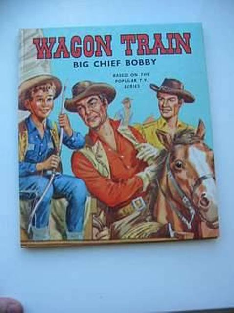 Photo of WAGON TRAIN written by Templar, Maurice illustrated by Wilson, R. published by Purnell (STOCK CODE: 804390)  for sale by Stella & Rose's Books