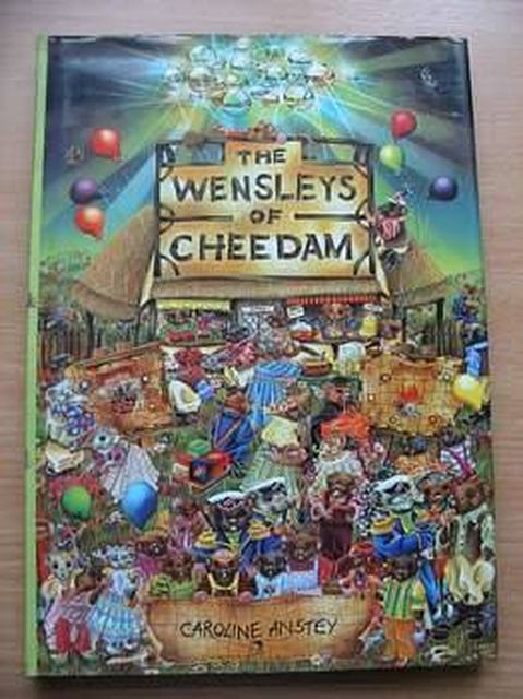 Photo of THE WENSLEYS OF CHEEDAM written by Gibbon, David Thomas, Lee illustrated by Anstey, Caroline published by Colour Library Books (STOCK CODE: 804468)  for sale by Stella & Rose's Books