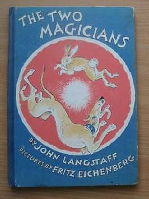 Photo of THE TWO MAGICIANS- Stock Number: 804986