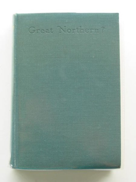 Photo of GREAT NORTHERN? written by Ransome, Arthur illustrated by Ransome, Arthur published by Jonathan Cape (STOCK CODE: 805272)  for sale by Stella & Rose's Books