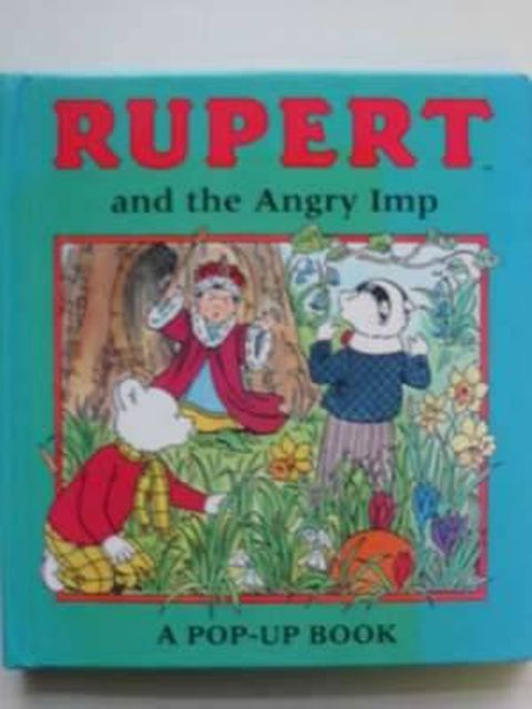 Photo of RUPERT AND THE ANGRY IMP- Stock Number: 805500