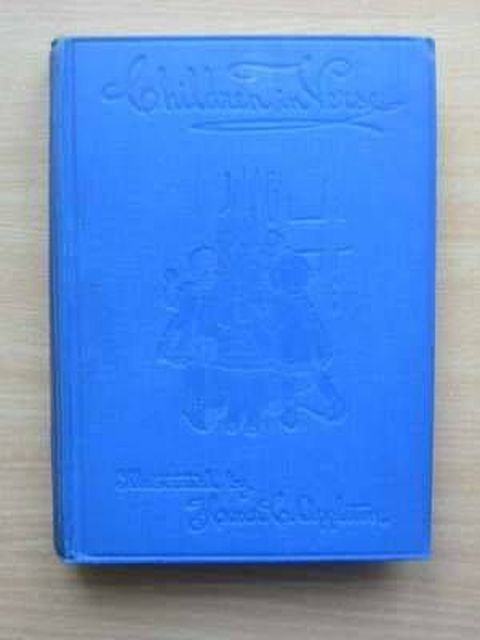 Photo of CHILDREN IN VERSE written by Burke, Thomas illustrated by Appleton, Honor C. published by Duckworth & Co. (STOCK CODE: 805720)  for sale by Stella & Rose's Books