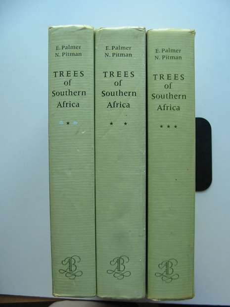 Photo of TREES OF SOUTHERN AFRICA written by Palmer, Eve Pitman, Norah published by A.A. Balkema (STOCK CODE: 806267)  for sale by Stella & Rose's Books