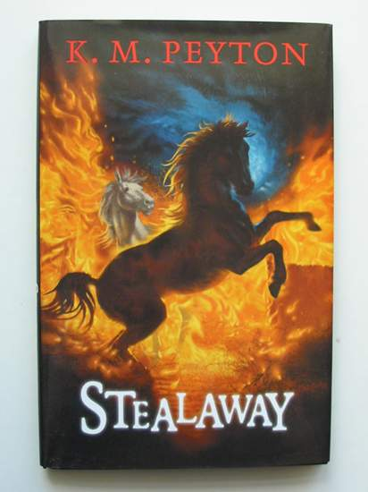Photo of STEALAWAY written by Peyton, K.M. illustrated by Wyatt, David published by Macmillan Children's Books (STOCK CODE: 806452)  for sale by Stella & Rose's Books