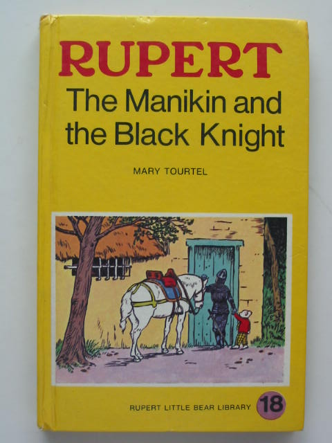 Photo of RUPERT, THE MANIKIN AND THE BLACK KNIGHT - RUPERT LITTLE BEAR LIBRARY No. 18 (WOOLWORTH)- Stock Number: 808070