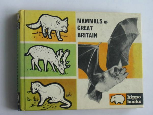 Photo of MAMMALS OF GREAT BRITAIN written by Burton, Maurice published by Odhams Books (STOCK CODE: 809024)  for sale by Stella & Rose's Books