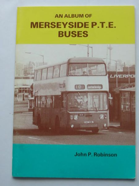 Photo of AN ALBUM OF MERSEYSIDE P.T.E. BUSES- Stock Number: 809068