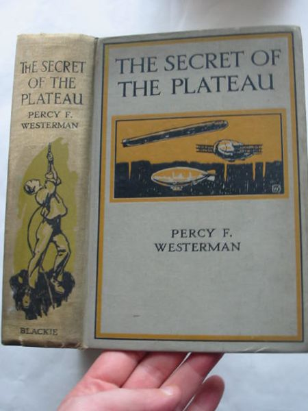 Photo of THE SECRET OF THE PLATEAU- Stock Number: 809184