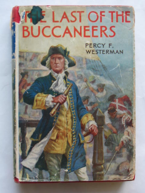 Photo of THE LAST OF THE BUCCANEERS- Stock Number: 809768