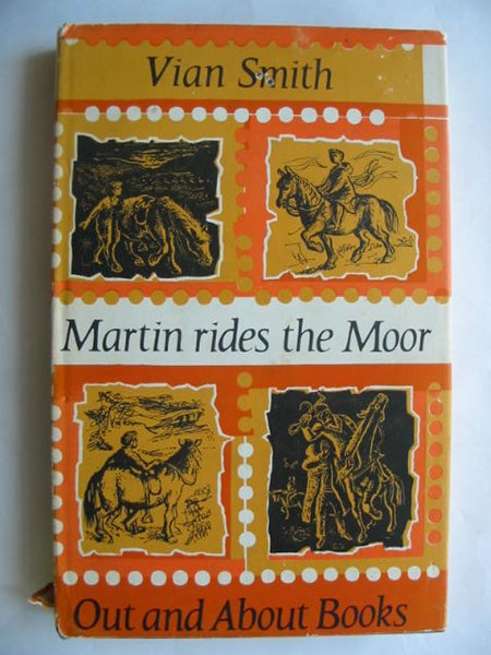 Photo of MARTIN RIDES THE MOOR written by Smith, Vian illustrated by Forster, Peter published by Constable Young Books (STOCK CODE: 809786)  for sale by Stella & Rose's Books