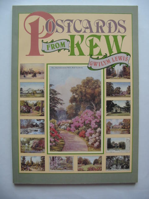 Photo of POSTCARDS FROM KEW written by Lewis, Gwilym published by HMSO (STOCK CODE: 809883)  for sale by Stella & Rose's Books