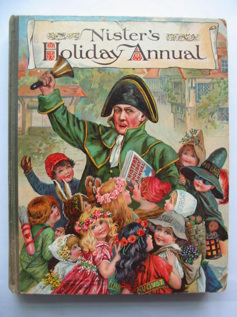 Photo of NISTER'S HOLIDAY ANNUAL - 26TH YEAR- Stock Number: 810010