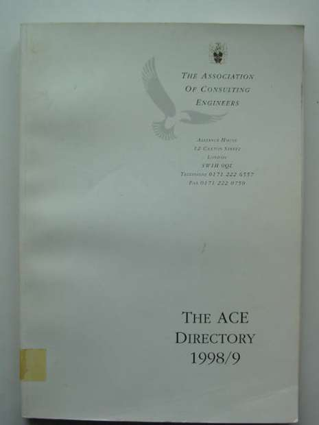 Photo of THE ACE DIRECTORY 1998/9- Stock Number: 810377