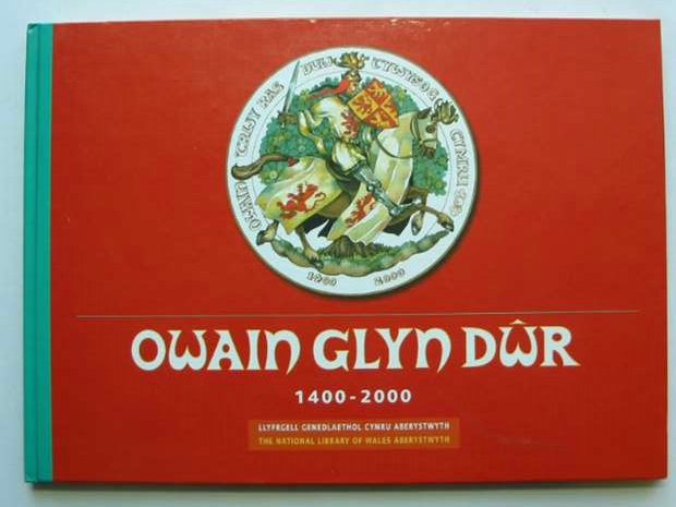Photo of OWAN GLYN DWR 1400-2000 written by Llywd, Iwan Clarke, Gillian illustrated by Jones, Margaret published by The National Library of Wales (STOCK CODE: 810405)  for sale by Stella & Rose's Books