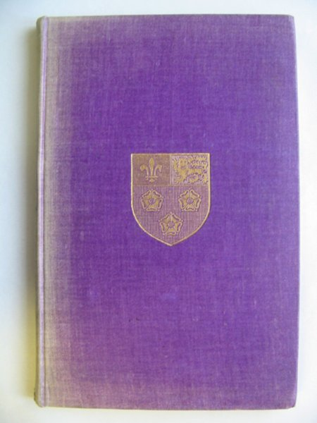 Photo of A REGISTER OF ADMISSIONS TO KING'S COLLEGE CAMBRIDGE 1926-1933- Stock Number: 810604