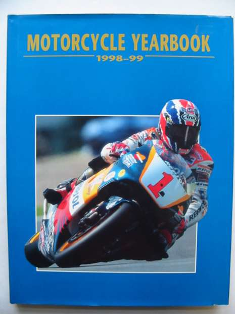 Photo of MOTORCYCLE YEARBOOK 1998-1999- Stock Number: 810738
