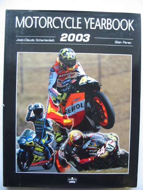 Photo of THE MOTORCYCLE YEARBOOK 2003-2004- Stock Number: 810739
