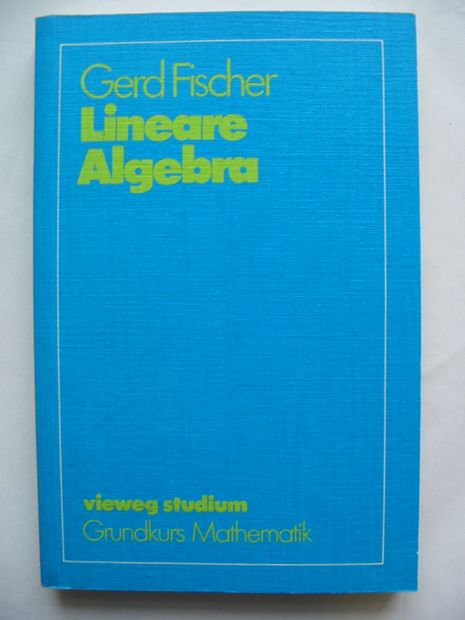 Photo of LINEARE ALGEBRA- Stock Number: 810943