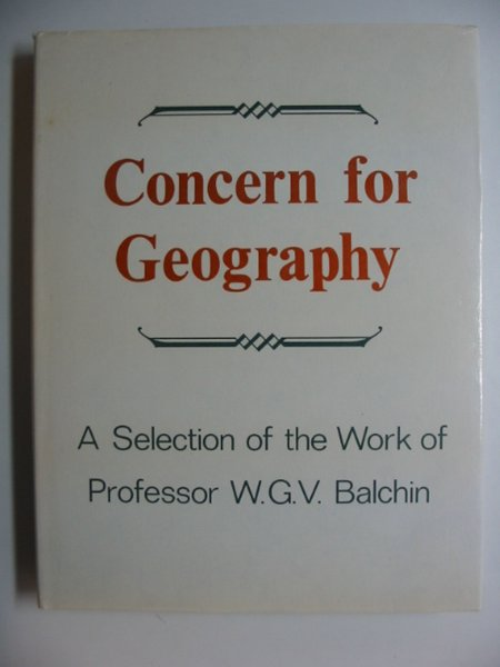 Photo of CONCERN FOR GEOGRAPHY- Stock Number: 811329