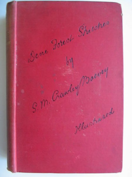 Photo of DENE FOREST SKETCHES written by Boevey, S.M. Crawley illustrated by Boevey, F.H. Crawley published by John And Robert Maxwell (STOCK CODE: 811422)  for sale by Stella & Rose's Books