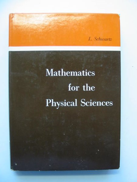 Photo of MATHEMATICS FOR THE PHYSICAL SCIENCES- Stock Number: 811613
