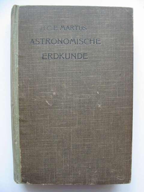 Photo of ASTRONOMISCHE ERDKUNDE- Stock Number: 811776