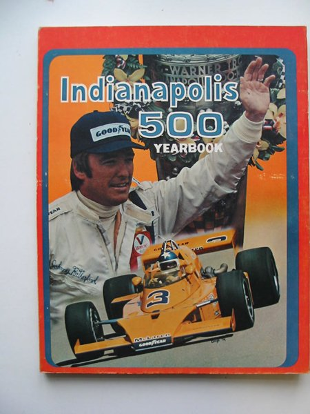Photo of INDIANAPOLIS 500 YEARBOOK 1974 written by Hungness, Carl published by Carl Hungness (STOCK CODE: 812253)  for sale by Stella & Rose's Books