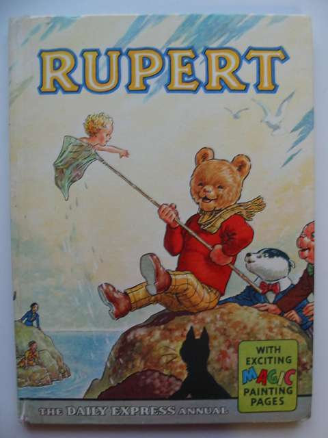 Photo of RUPERT ANNUAL 1963- Stock Number: 812442