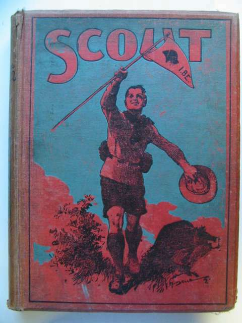 Photo of THE SCOUT VOLUME XV FOR 1920- Stock Number: 812804