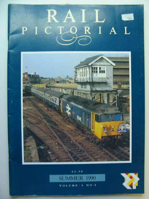 Photo of RAIL PICTORIAL VOLUME 1 No. 1 published by Beckton Transport Publishing (STOCK CODE: 813289)  for sale by Stella & Rose's Books