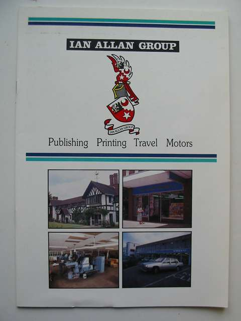Photo of IAN ALLAN GROUP published by Ian Allan (STOCK CODE: 813479)  for sale by Stella & Rose's Books