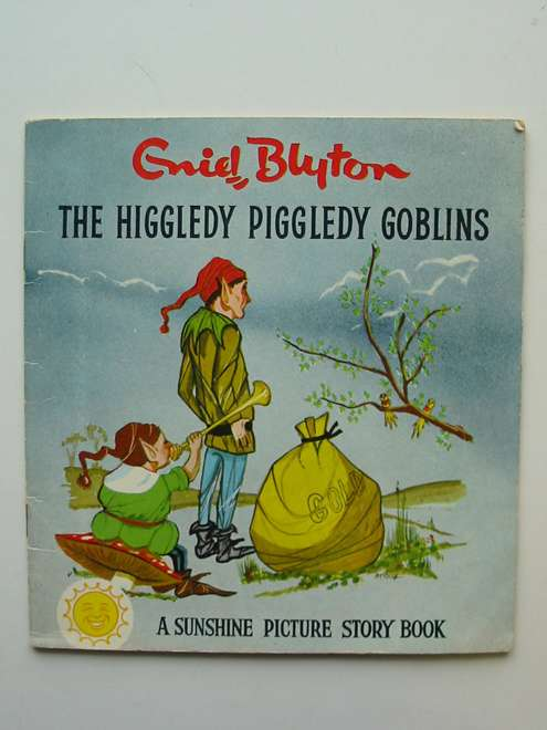 Photo of THE HIGGLEDY PIGGLEDY GOBLINS written by Blyton, Enid published by World Distributors Ltd. (STOCK CODE: 813764)  for sale by Stella & Rose's Books