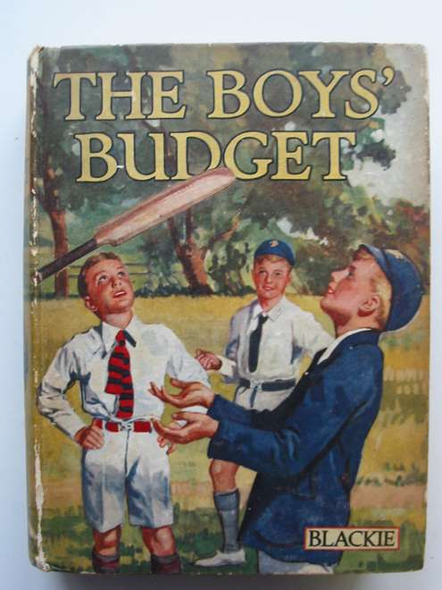 Photo of THE BOYS' BUDGET written by Westerman, Percy F. Rankin, Hamish et al,  illustrated by Brock, H.M. Hilder, Rowland et al.,  published by Blackie & Son Ltd. (STOCK CODE: 813796)  for sale by Stella & Rose's Books
