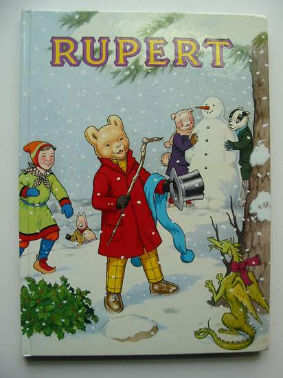 Photo of RUPERT ANNUAL 1989- Stock Number: 813858