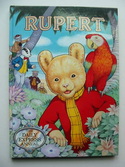Photo of RUPERT ANNUAL 1987 written by Henderson, James illustrated by Harrold, John published by Daily Express (STOCK CODE: 813865)  for sale by Stella & Rose's Books