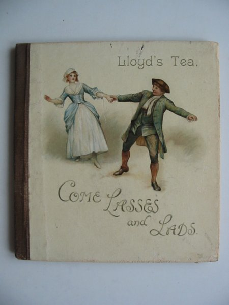 Photo of COME LASSES AND LADS published by Castell Brothers (STOCK CODE: 814035)  for sale by Stella & Rose's Books