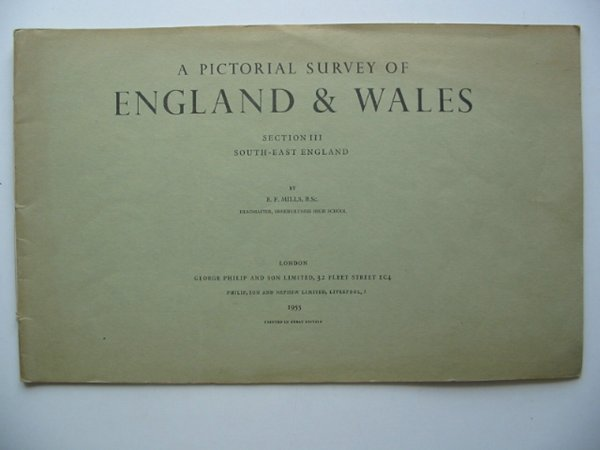 Photo of A PICTORIAL SURVEY OF ENGLAND & WALES SECTION III SOUTH-EAST ENGLAND- Stock Number: 814086