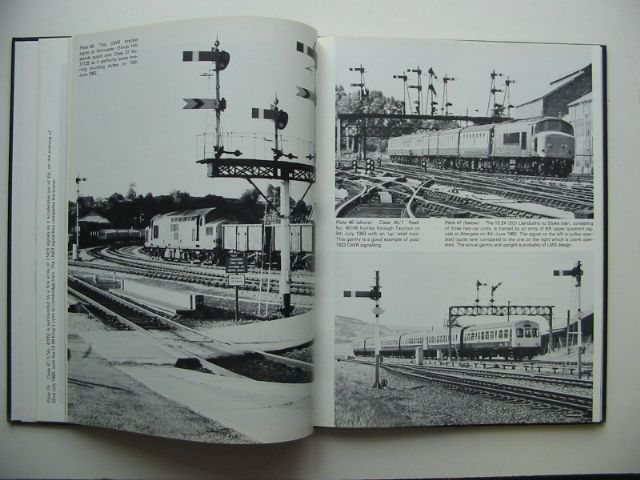 Photo of DIESELS AND SEMAPHORES written by Siviter, Roger published by Oxford Publishing (STOCK CODE: 814150)  for sale by Stella & Rose's Books