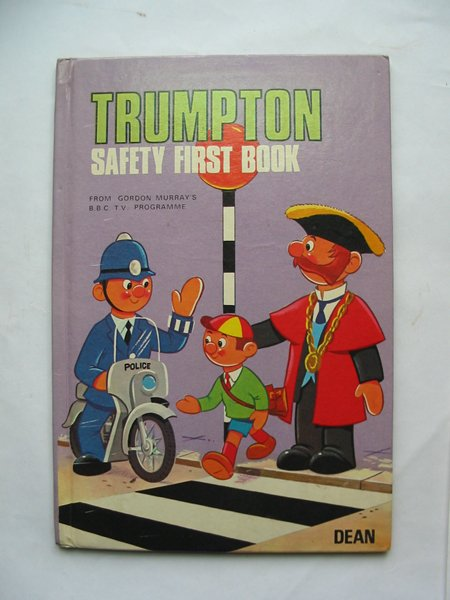 Photo of TRUMPTON SAFETY FIRST BOOK- Stock Number: 814281