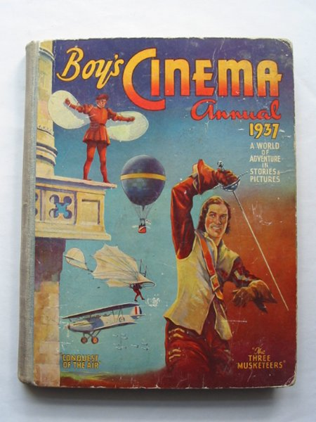 Photo of BOY'S CINEMA ANNUAL 1937- Stock Number: 814393