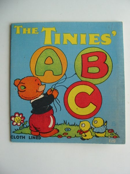 Photo of THE TINIES' ABC published by R.A. Publishing Co. Ltd. (STOCK CODE: 814694)  for sale by Stella & Rose's Books
